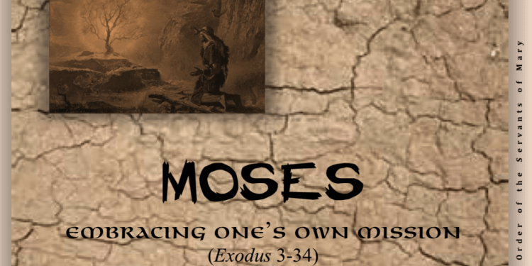 Embracing One's Own Mission – Moses