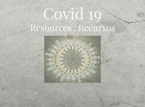 Resources for Ministry Covid-19 . Recursos para la Pastoral la Crisis de Covid-19
